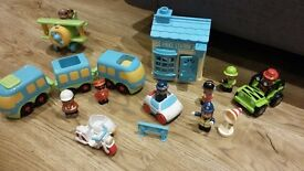 Early Learning Centre Happyland bundle.