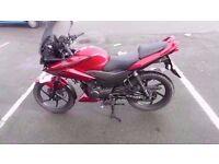 Honda cbf125 2015 cbf 125 look cg125 suzuki ybr125 yamaha ybr 125 cg 125