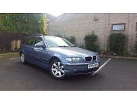 2004 BMW 320D SE Toruing Turbo Diesel 6 Speed TOWBAR Estate 330D 320 D 330 325 E46 3 5 Series 520D