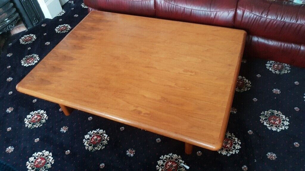 Low Level Coffee Table Utility