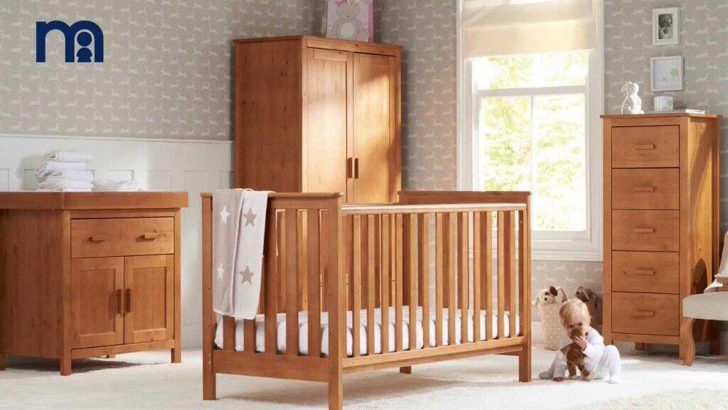 Mothercare Jamestown nursery furniture set