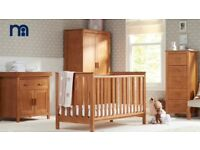 Mothercare Jamestown nursery furniture set