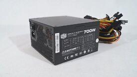 Cooler master thunder 700w power supply