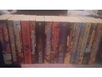 31 Terry Pratchett Disc World books