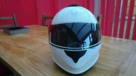 Frank Thomas flip front helmet