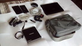 samsung n510 netbook + extras