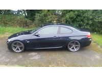 "BMW E92 325i SE SPORT COUPE 2006 - PETROL - 12 MONTHS MOT - 19"" ALLOYS - MONARCO BLUE"