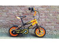 Boys Bike 12 inch Kids Bicycle - good condition