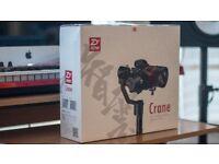 Brand New Zhiyun Crane V2 Camera Stabiliser for Sony Panasonic Canon Nikon