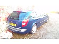 Renault Laguna Dynamique Sport Estate -Spares or Repair £100!