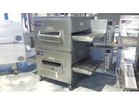 MIDDLEBY MARSHALL - PS200 GAS 32 INCH - FAST BAKE SET UP - CONVEYOR PIZZA OVEN