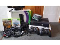 Xbox 360 plus accessories