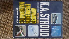 K.A. Stroud Advanced Engineering Mathematics