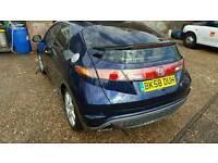 Honda Civic 2.2L diesel i CTDi SE 5dr