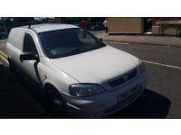 Vauxhall Astra Van 2003.Diesel 1,7
