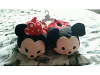 New with tags Disney slippers