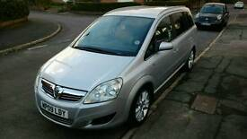 Vauxhall Zafira Design CDTi for sale