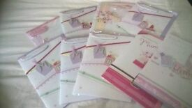 mothers day and easter cards/gift bags