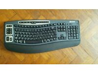 Microsoft wireless 5000 keyboard