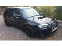 JDM Subaru Forester STI