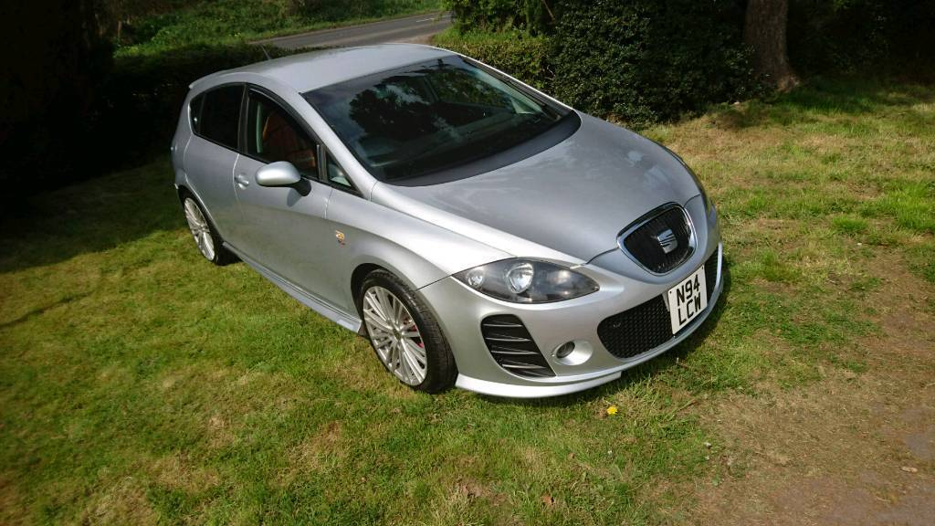 2006 seat leon 2.0 tdi btcc #price drop#