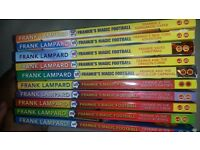 Frankie's Magic Football Paperback Books
