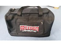 Freedom Black Bag, Handle for Shoulder or Hand, Includes Zips, Expandable, Contact me asap, Cheap £5
