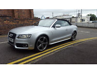 AUDI A5 S LINE TFSI FULL MAIN DEALER SERVICE ONLY 27K MILEAGE 12 MOT 6 MONTHS NATIOWIDE WARRANTY