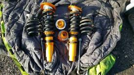 Bmw e46 coilovers