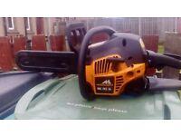 Mculloch 742 chainsaw non runner (see description)