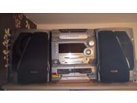 Panasonic Hi-Fi Stereo system in good working order £35 ono.