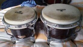 LP Matador Bongo drums for sale.