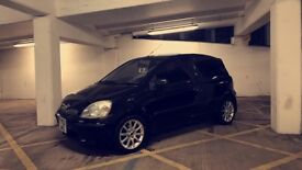 Toyota Yaris SR not t sport