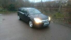 Astra diesel estate very low mileage