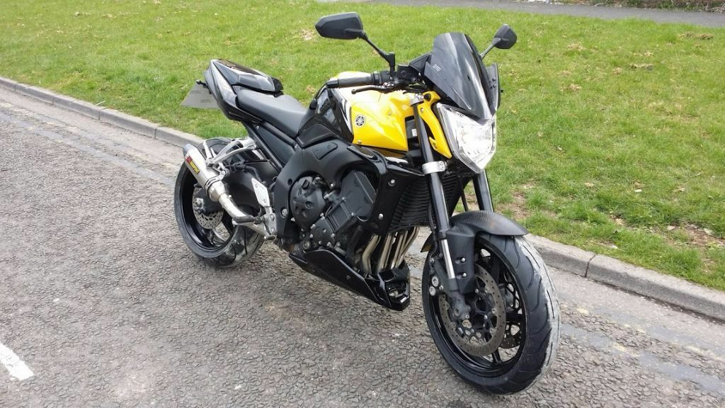 2009 Yamaha Fz1n 7000 Miles Immaculate Lots Of Extras