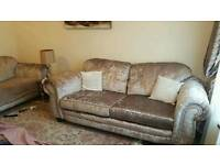 2 pice of 3 seater sofa
