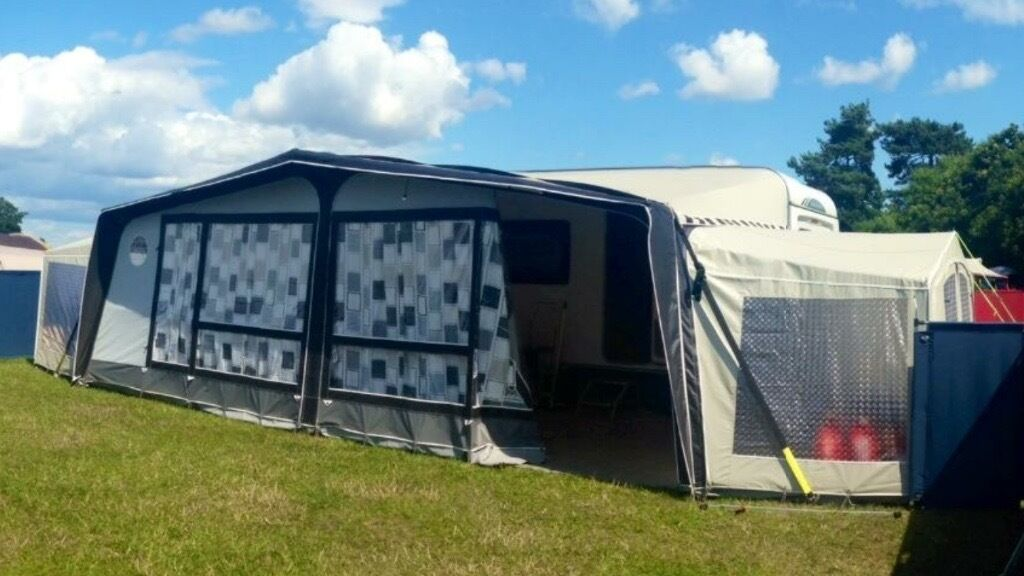 Isabella 1050 Commodore Concept Awning Extras In