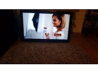 Samsung 40 inch free view tv