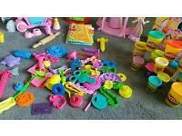 Bundle play doh and disney sets