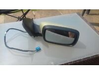 volvo s40 drivers side wing mirror