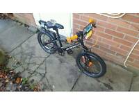Boys 16 inch wheel bike