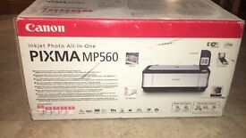 BRAND NEW Canon inkjet All-in-one PIXMA MP560