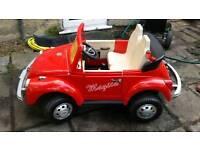 Peg Perego Wv electric car