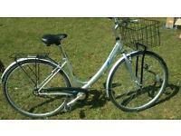 """Falcon Kingston ladies town bike 17"""""""
