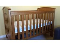 Boori country wooden cotbed