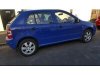 SKODA FABIA 1.4 2005 (very good condition) for a sale