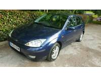2003 ford focus zetec 2 keys 2 former keepers