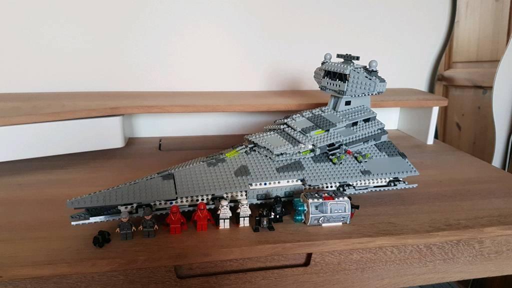 LEGO Star Wars 6211 Star Destoyer
