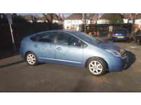 2008(58)TOYOTA PRIUS T4 1.5VVT-I AUTOMATIC HYBRID MET BLUE,NEW MOT,CLEAN CAR,£10 TAX,GREAT VALUE