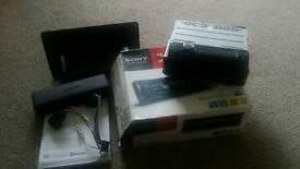 Sony xplod stereo BT 3100